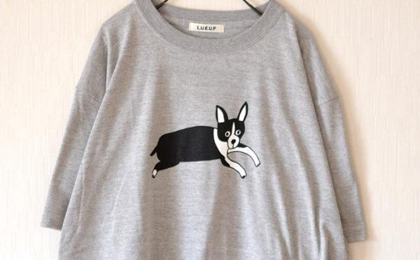 LUEUF 2017 S/S Tシャツイラスト