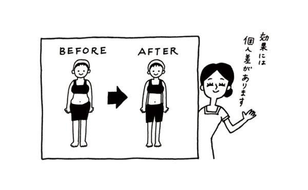 某広告代理店 美容系広告イラスト