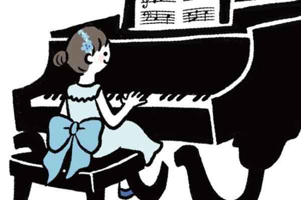ピアノコンサートパンフレット制作
