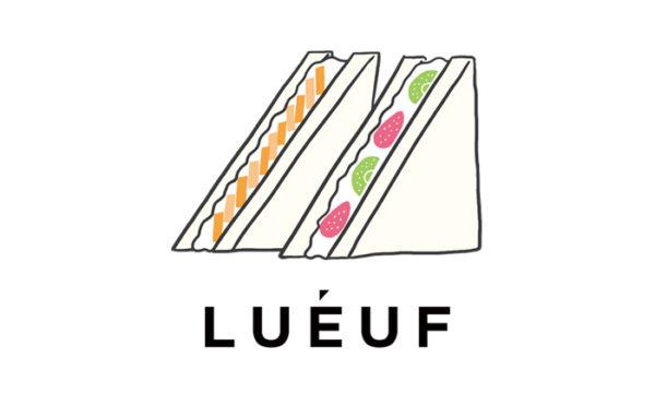 LUEUF Tシャツイラスト
