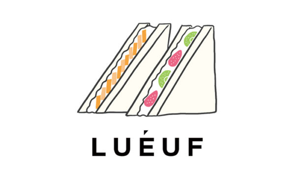 2019AW / LUEUF Tシャツイラスト